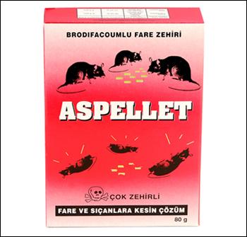 ASPELET FARE ZEHİRİ